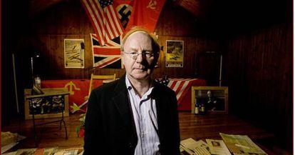El historiador y documentalista Laurence Rees.