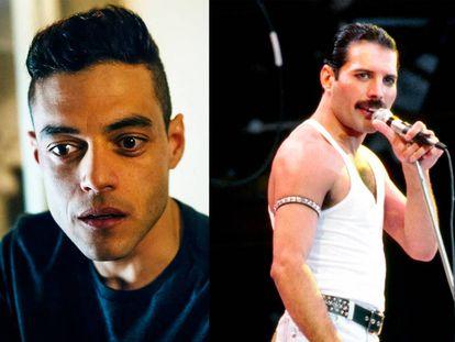 Primeras imágenes de Rami Malek (Mr. Robot) como Freddie Mercury