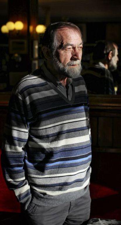 Guerrero, cantautor y poeta extremeño afincado en Madrid.
