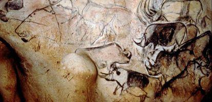 Las pinturas rupestres en la cueva de Chauvet son vestigios de un tiempo marcado por narraciones orales.