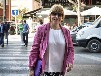La exdirectora de la radio y televisión valenciana À Punt Empar Marco.