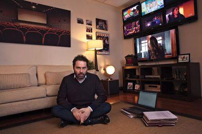 Aitor Gabilondo, la nueva estrella 'showrunner' española.
