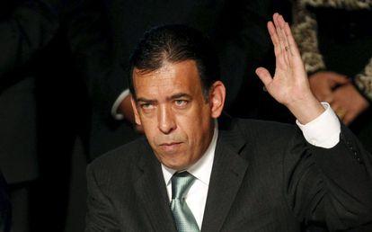 Moreira, durante un acto en México en diciembre de 2011.