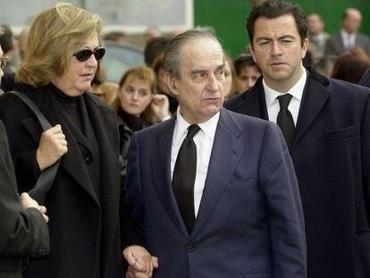 El ex presidente del Congreso de los Diputados y consejero permanente del Consejo de Estado, Landelino Lavilla, en 2002. EFE/JESUS DIGES