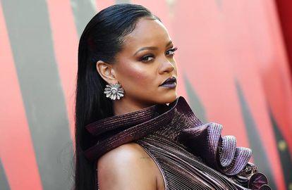 Rihanna  en un estreno en Nueva York en junio de 2018.