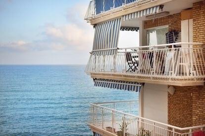 Las ventas de viviendas en zonas costeras, como la Comunidad Valenciana, experimentaron un gran crecimiento el pasado junio.