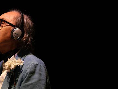 Franco Battiato, en una imagen de 2017.