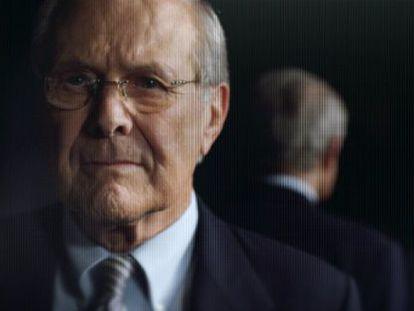 Donald Rumsfeld en 'The unknown known'.