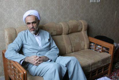 El hijo de Hosein Ali Montazerí intenta evitar que borren de la historia el nombre de su padre, líder espiritual y reformista.