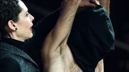 Fotograma de 'La fuga'.
