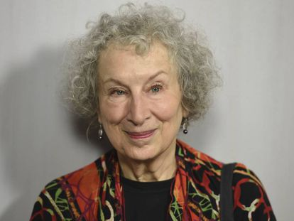 Margaret Atwood, el pasadop mes de ocubre en Los Ángeles.