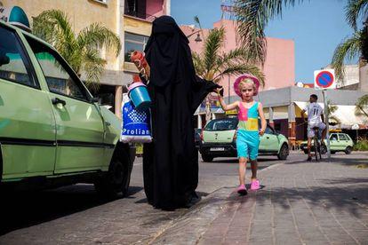 Imagen de Yassine Alaoui Ismaili.