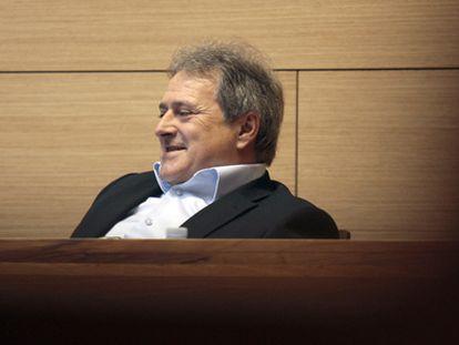 El presidente de la Diputación de Valencia, Alfonso Rus, en diciembre de 2019.