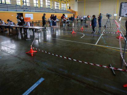 La Jornada electoral del 12-J, en imágenes