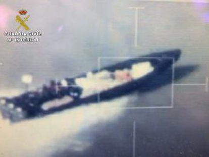 Una operación en Sevilla y Cádiz acaba con 78 detenidos, la incautación de más de seis toneladas de droga y el desmantelamiento de un astillero que construía embarcaciones semirrígidas