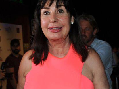 Carmen Martínez-Bordiú, el pasado mes de julio.