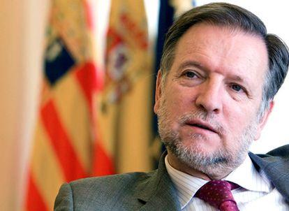 El actual presidente de Aragón, Marcelino Iglesias, ocupará la secretaría de Organización del PSOE.