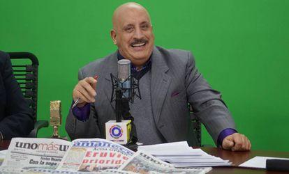 El empresario mexiquense de origen libanés Naim Libien Kaui.