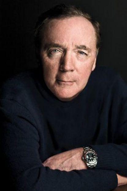 El escritor James Patterson en una imagen de su perfil en Facebook.