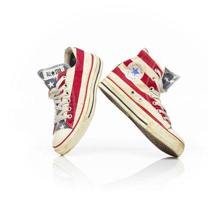 Zapatillas Converse Chuck Taylor.