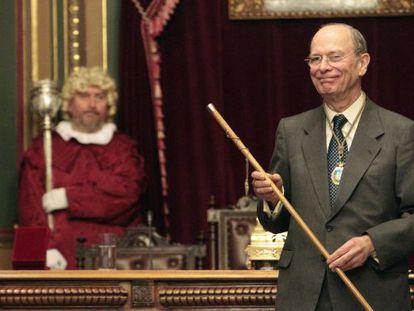 El nuevo alcalde de Bilbao, Ibon Areso.