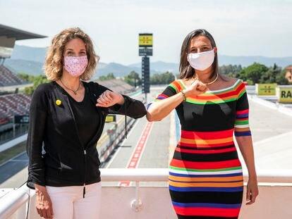 La presidenta del circuito de Montmeló dimite dos meses después de su nombramiento