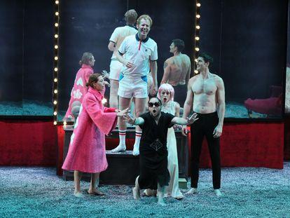 'El alivio o la crueldad de los muertos' llega a los Teatros del Canal.