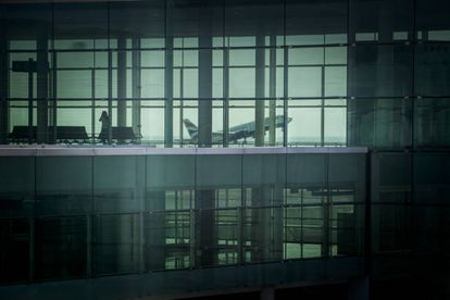 Terminal T1 del aeropuerto de Barcelona.