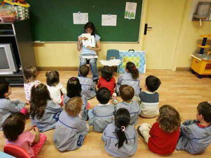 Colegio evangelista concertado El Porvenir, en Madrid.