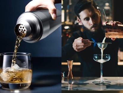 Con este kit de coctelería puedes hacer todas las combinaciones y mezclas que deseabas