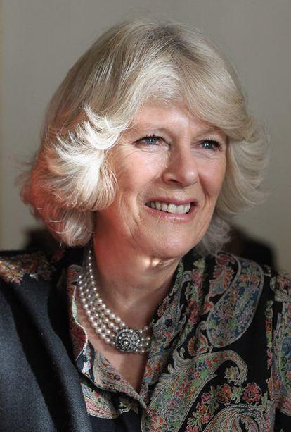 La duquesa de Cornualles, Camilla Parker Bowles
