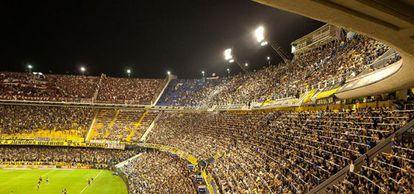 El estadio de Boca Juniors, La Bombonera.