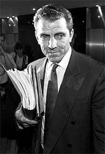 Manuel Conthe, en una foto de archivo.
