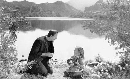 Imagen de 'Frankenstein', de James Whale (1931).