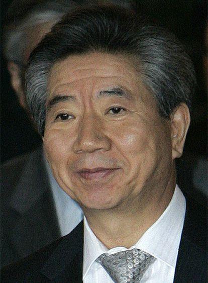 El ex presidente surcoreano Roh-Moo Hyun.