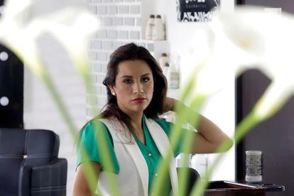 """Valeria """"Lorety"""" Barrientos Velázquez es la primera candidata transgénero por el Partido Verde Ecologista de México (PVEM) al municipio de Zacatelco, en el estado de Tlaxcala, México."""
