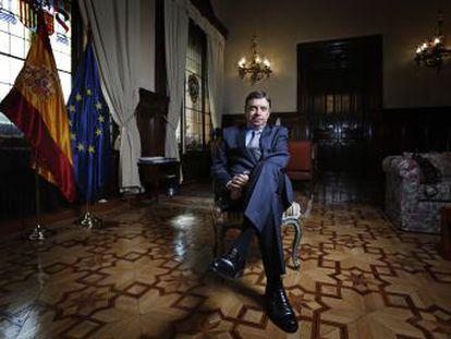 El ministro anuncia que si se confirman los aranceles abusivos a la aceituna española, planteará a Bruselas que lleve a EE UU a la OMC