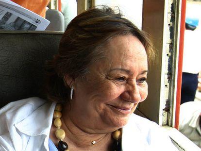 Mercedes Barcha, en una imagen de 2007.