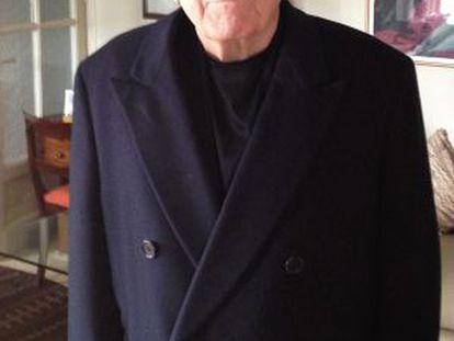 José Luis Castillejo, escritor y diplomático.