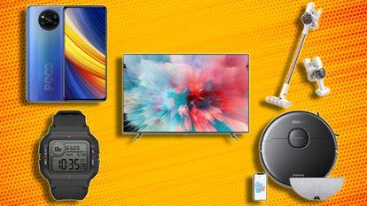 Elegimos una variedad de productos Xiaomi a precios muy atractivos y con un 15% de rebaja en eBay gracias al cupón descuento asociado.