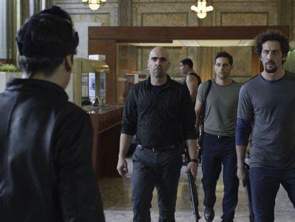 Fotograma de la película 'Cien años de perdón', de Daniel Calparsoro.