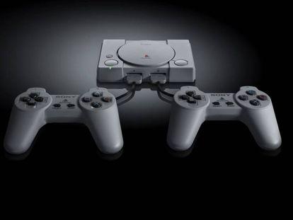 Imagen de la PlayStation Classic.