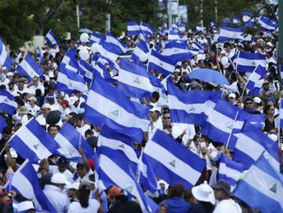 El mandatario ha gobernado Nicaragua durante 11 años a golpe de decretos, con un férreo control del Ejército y la Policía y ayudado por el derroche de la cooperación venezolana