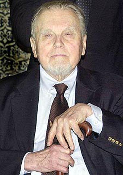 Czeslaw Milosz.