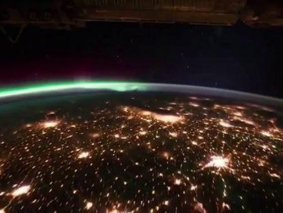 La 'Gran Calabaza' visita la Tierra