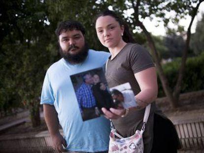 Una madre y sus hijos piden 200.000 por la muerte del padre a manos de un fugado