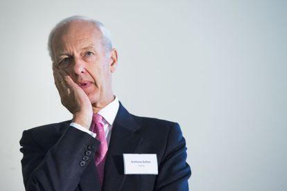 Anthony Bolton, en el Fidelity Media Forum que se celebró en Londres.