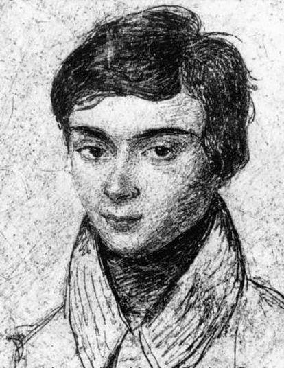 Evariste Galois.