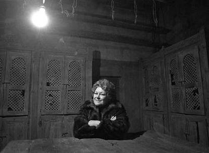 Emma Penella, en 1990.