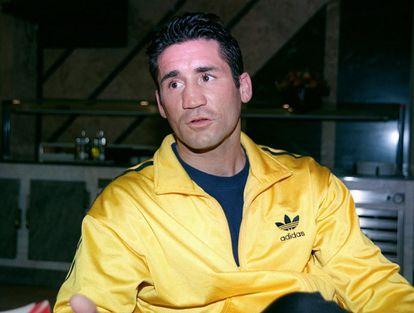 Poli Díaz, en una imagen de 1999.